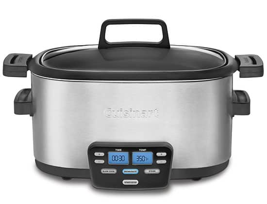 3-In-1 Cook Central Multi-Cooker