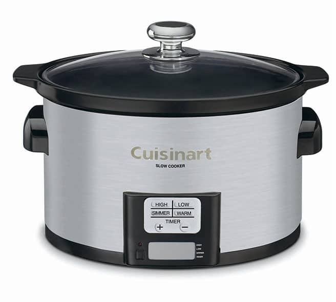 Cuisinart PSC-350-Quart Programmable Slow Cooker