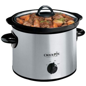 Quart Round Manual Slow Cooker