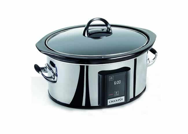 Crock-Pot SCVT650-PS 6.5-Quart, Programmable Touchscreen Slow Cooker Review And Details