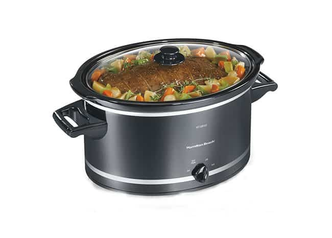 Hamilton Beach 33182A 8-Quart Slow Cooker Review And Details